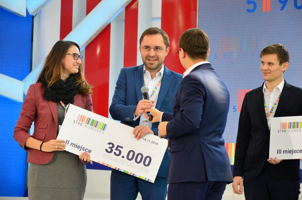 Startup Battle 2016 - II place for Quotiss