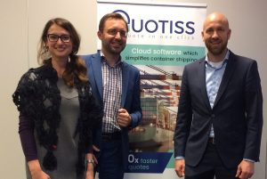Quotiss and Maritime Startup accelerators - Gdansk 2016