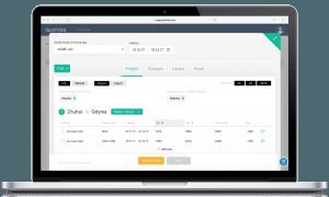sales screenshot