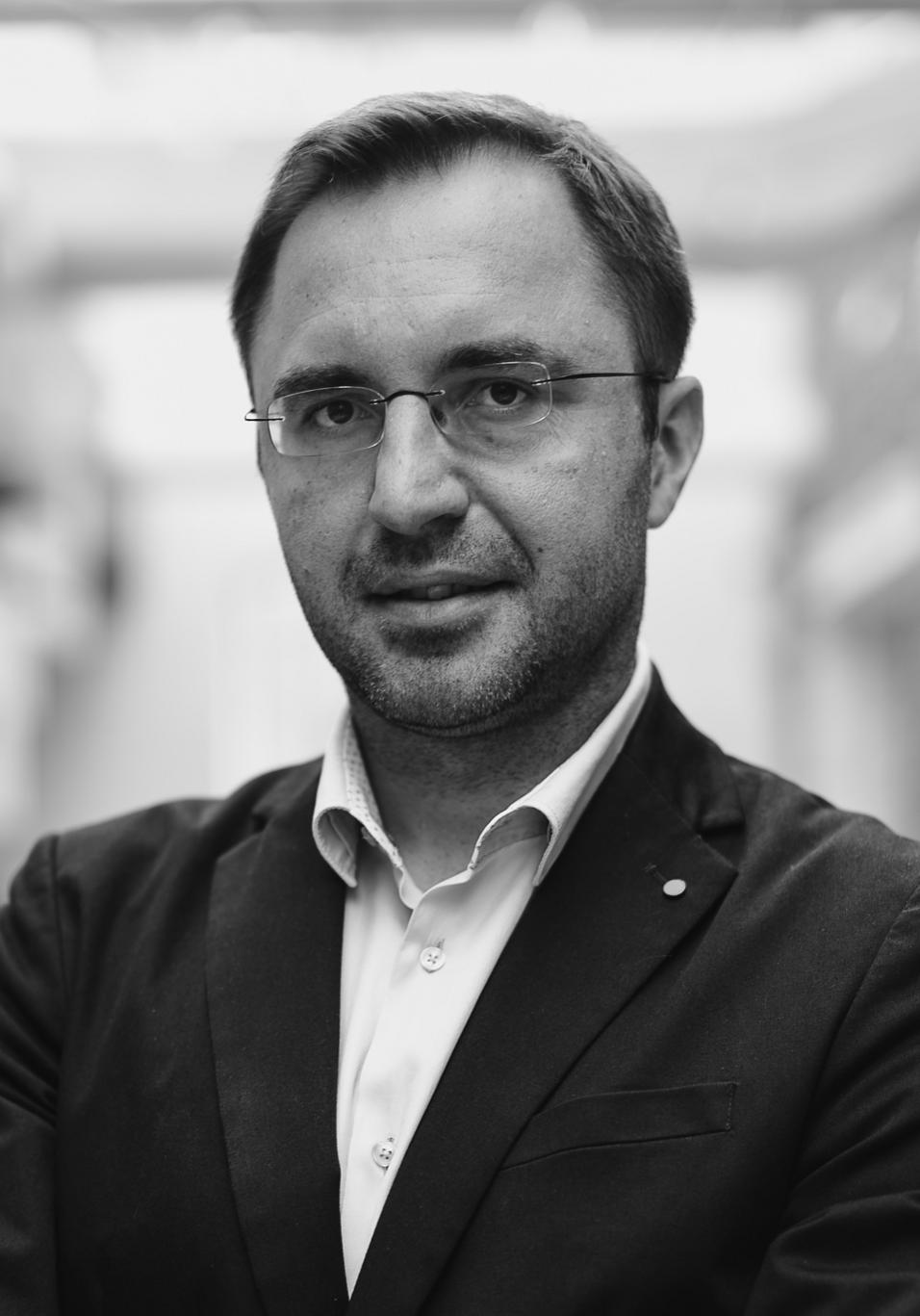 MARCIN ZARZECKI - Quotiss freight quote - Founder, CEO